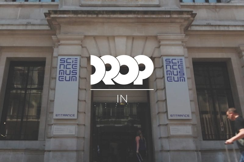 DROP IN with TEDx London & Tom O'leary