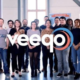 Veeqo raised over £1.2 Million