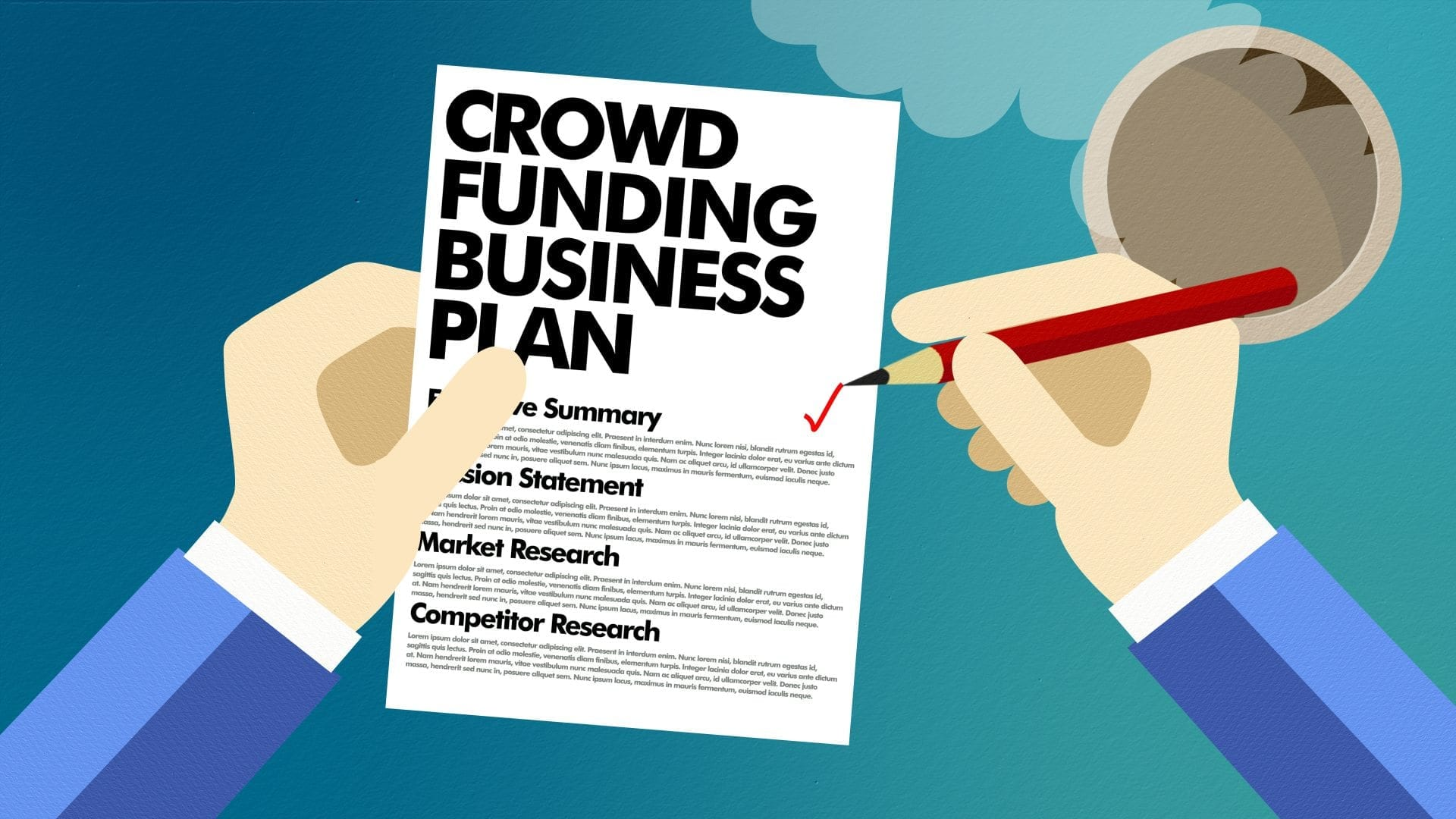 Business plan piattaforma crowdfunding for startups