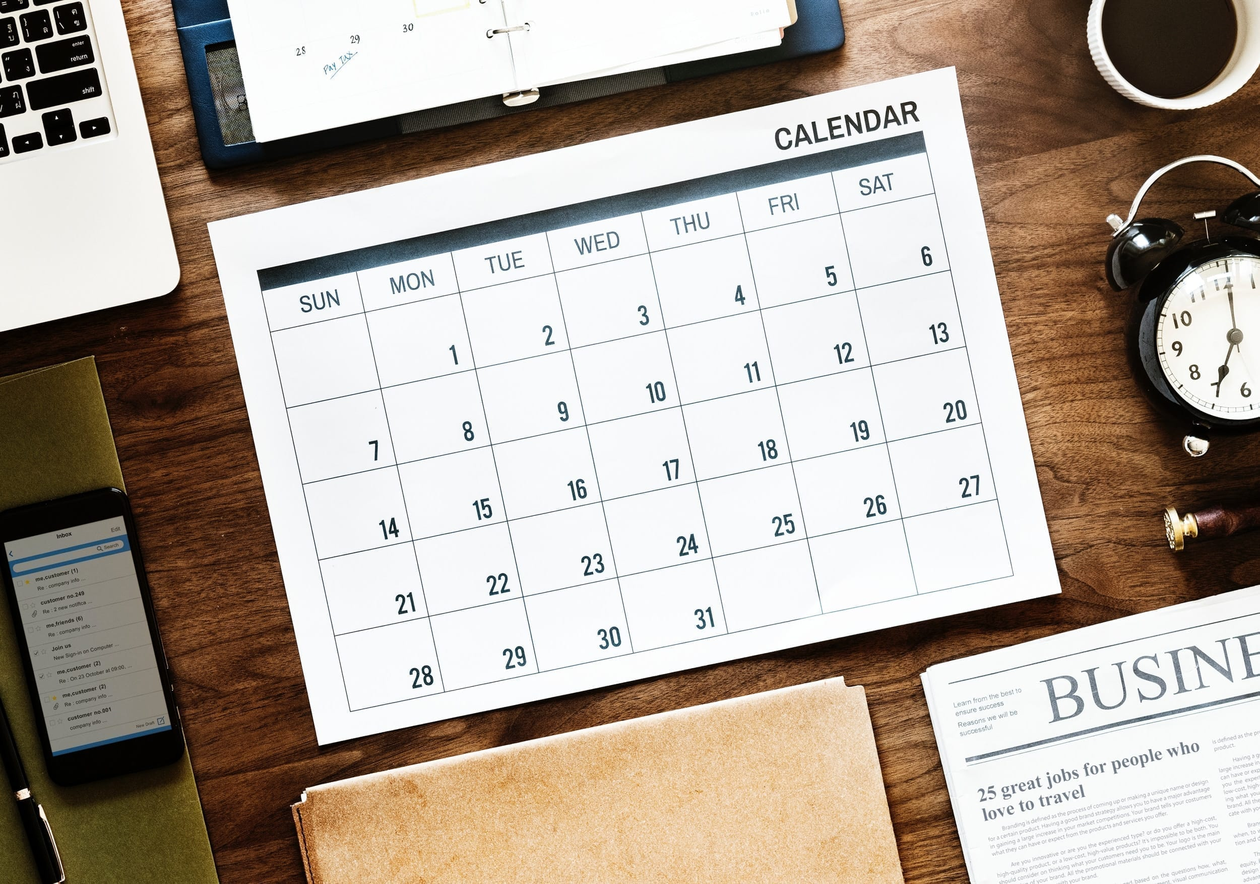 Crowdfunding Plan – Crowdfunding Key Dates