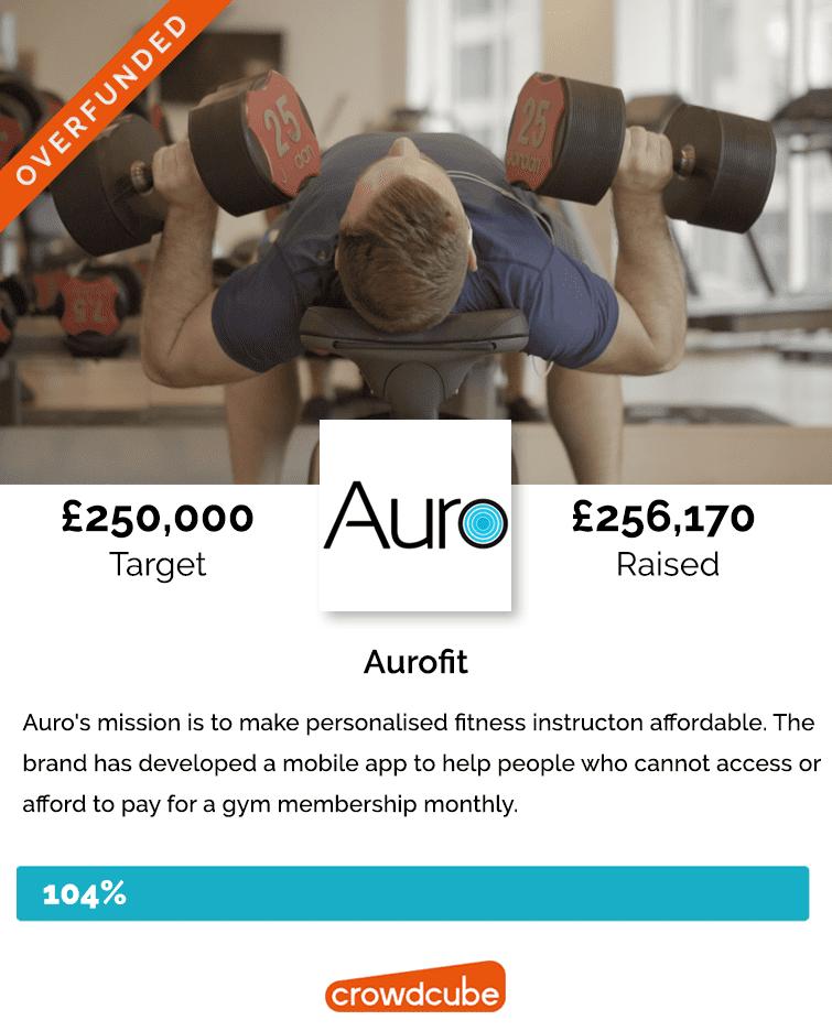 Auro Overfunding