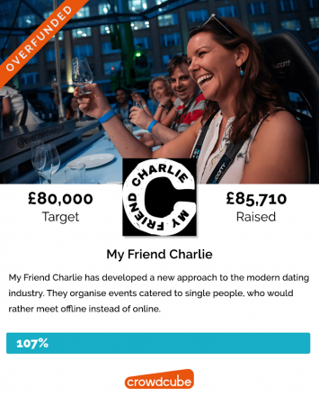 My Friend Charlie Crowdfunding Campaign