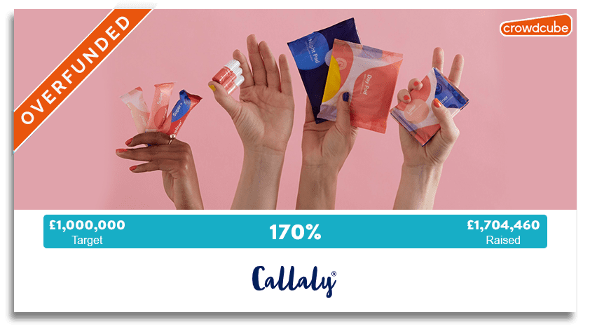 Callaly Crowdcube Crowdfunding Campaign